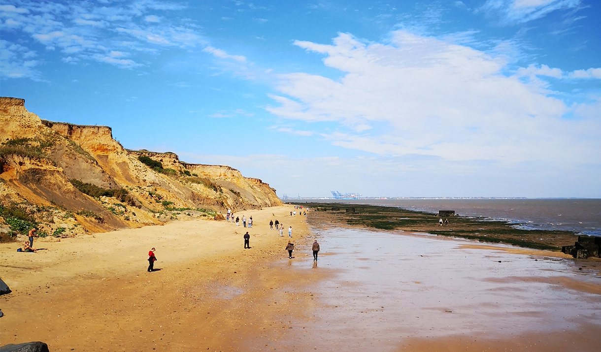 Naze beach