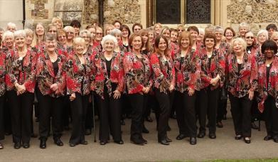 Lunchtime Concert - The Orpheus Singers (ladies choir)