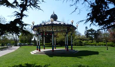 Southend on sea Bandstand