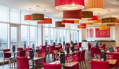 Park Inn Palace restaurant