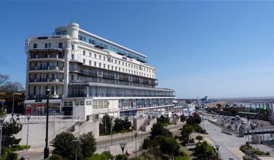 Park Inn by Radisson Palace superior room sea view