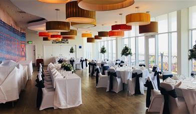 Park Inn by Radisson Palace wedding reception