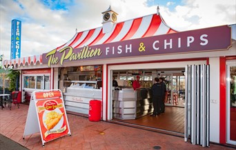 Pavillion FIsh and Chips Southend