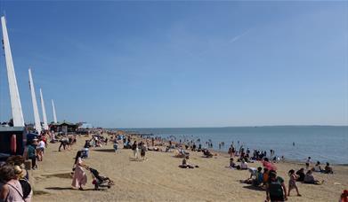 Jubilee Beach southend