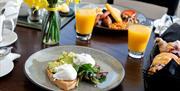 Breakfast at Ivy Hill