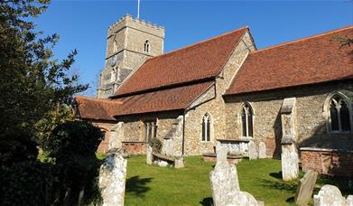 Purleigh Church
