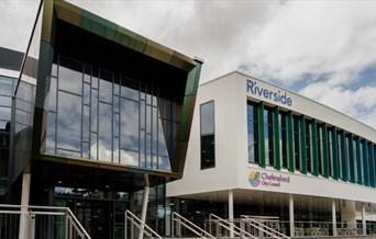 Riverside Sports Centre Exterior Chelmsford