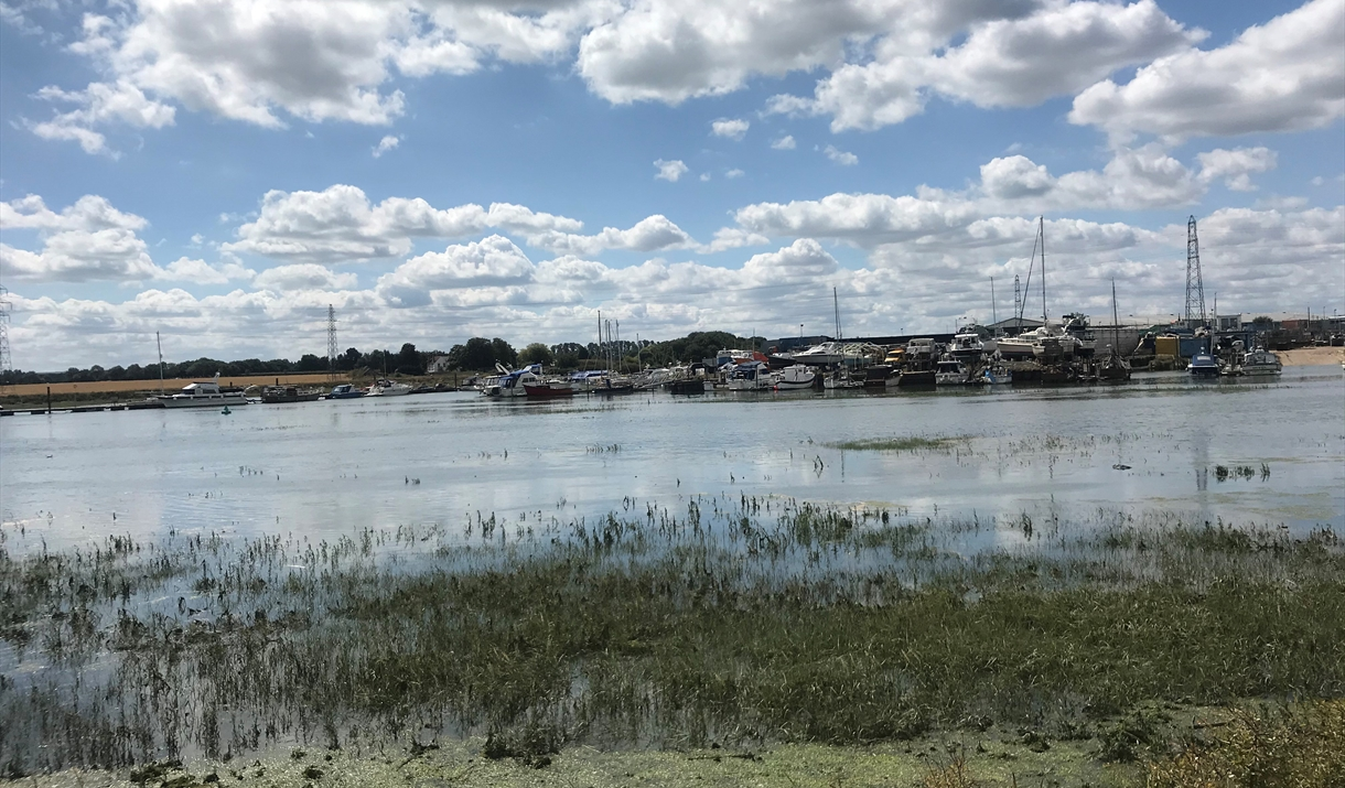 Rochford Boatyard