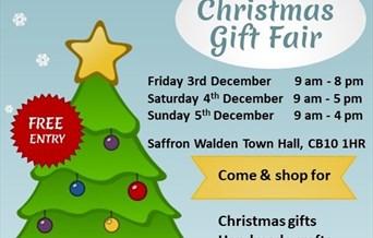 Saffron Walden Christmas Gift Fair