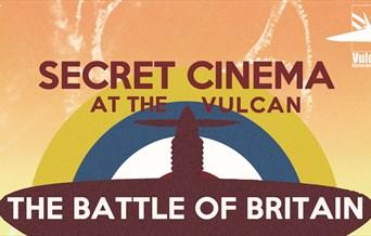 Secret cinema at the Vulcan