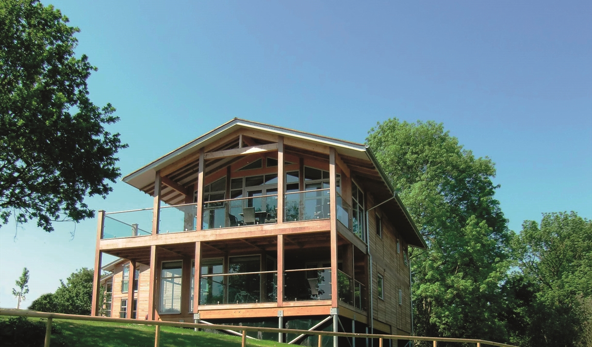 Stoke by Nayland Country Lodges