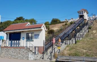 Southend Cliff Lift