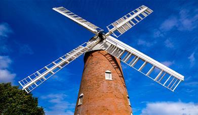 Stock Windmill
