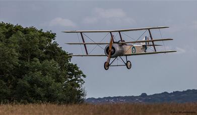 Stow Maries Aerodrome