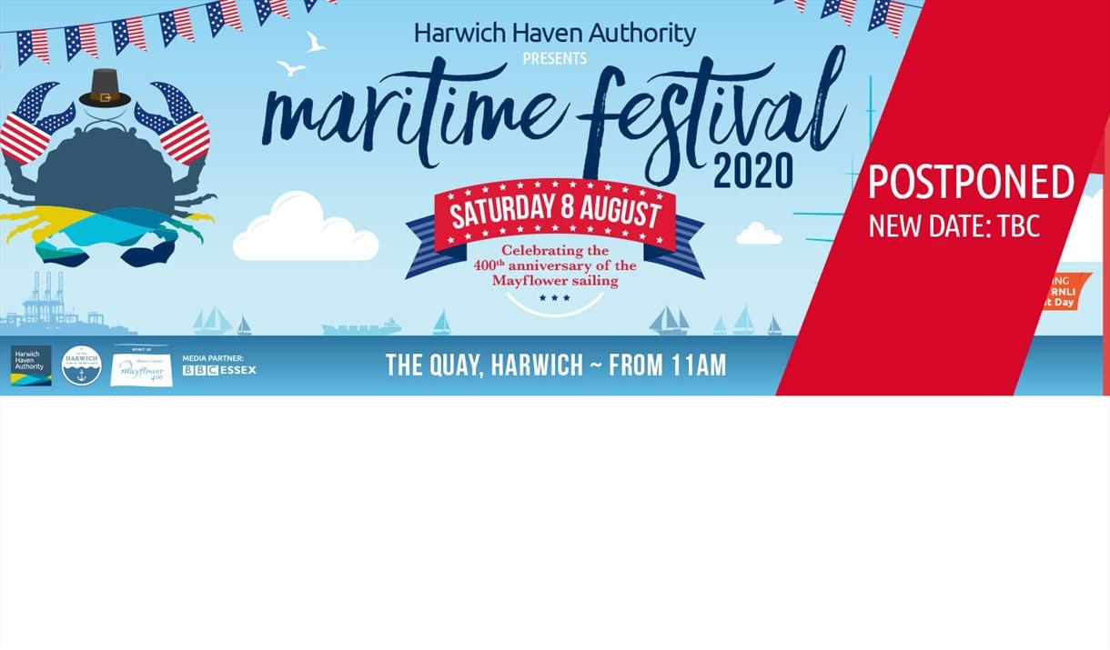 Harwich Maritime Festival 2020 postponed