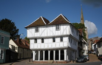 Thaxted - Medieval Markets, Mazes & Morris Dancing
