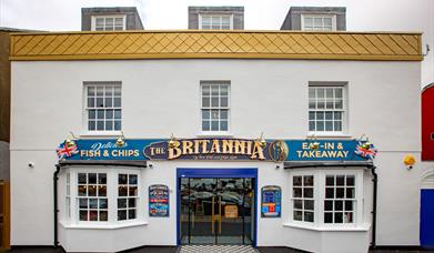 The Britannia Fish and Chips