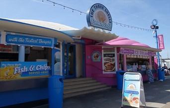 The Three Shells Beach Cafe