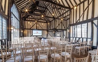 The Rose Barn Corporate Event