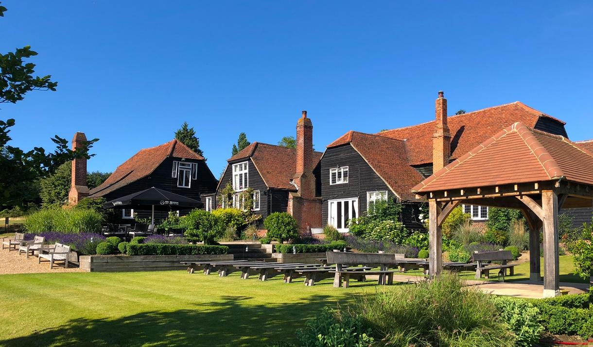 The Rose Barn and Oak Pavillion