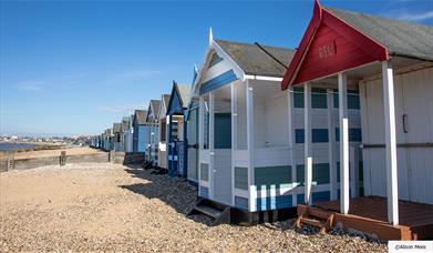 Thorpe Bay Beach