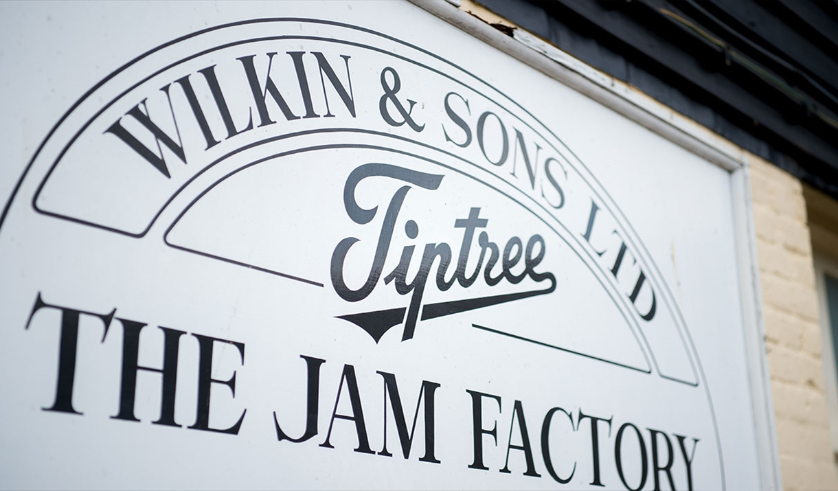 Tiptree Jam Factory