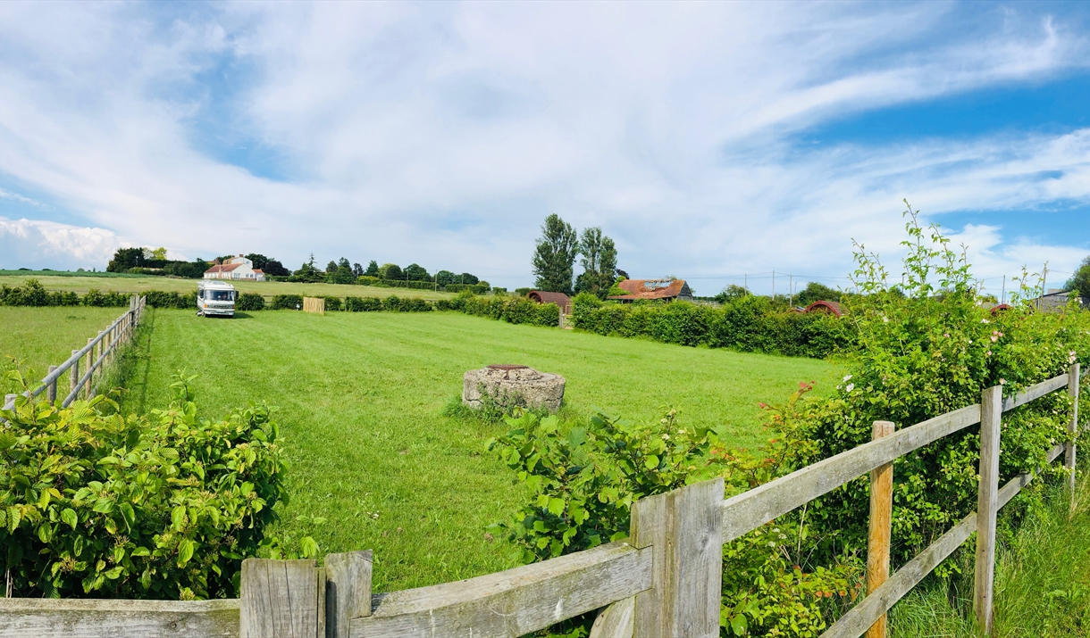 Lee Valley Farm Cottages and Glamping