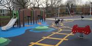 Play area, Central Park, Chelmsford