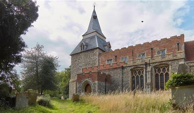 Wethersfield Church
