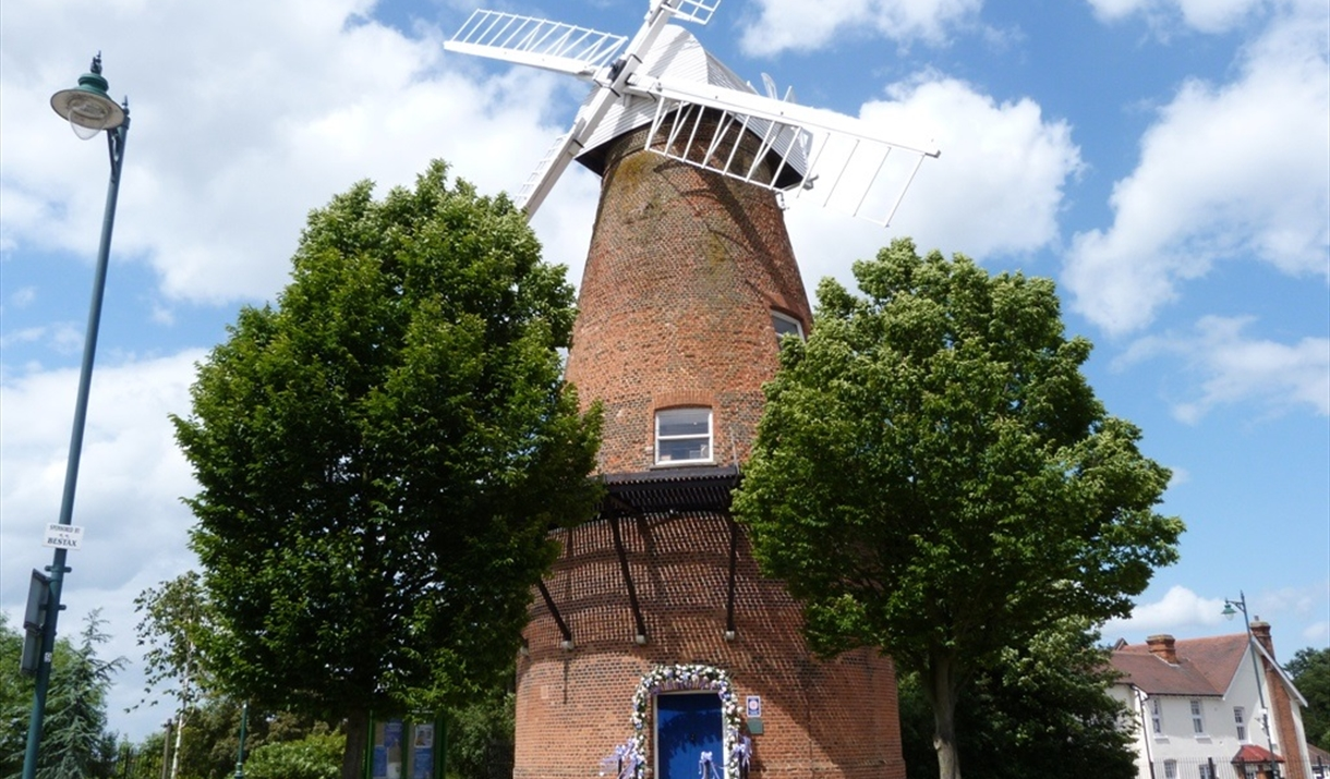Iconic Rayleigh Windmill