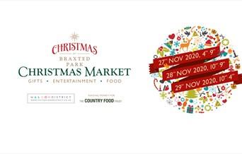 Braxted Park Christmas market