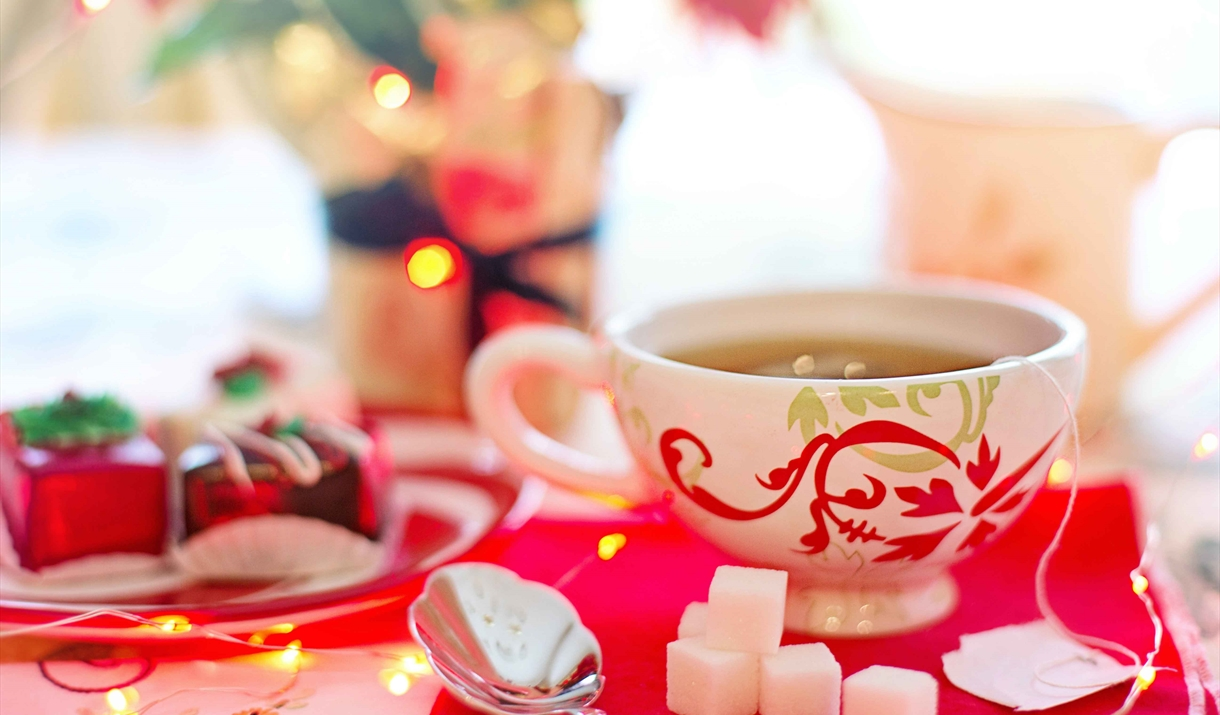 Festive High Tea at Marks Hall Estate
