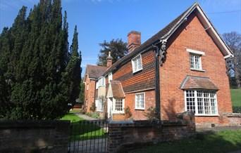 The Lodge Hedingham Castle