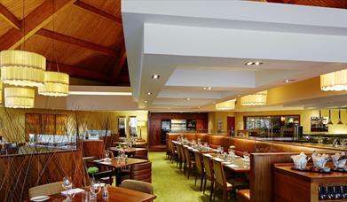 Waltham Marriott Hotel Restaurant