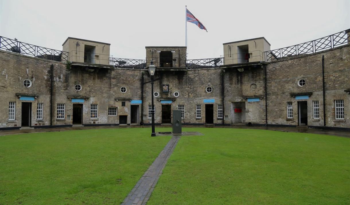Redoubt Fort