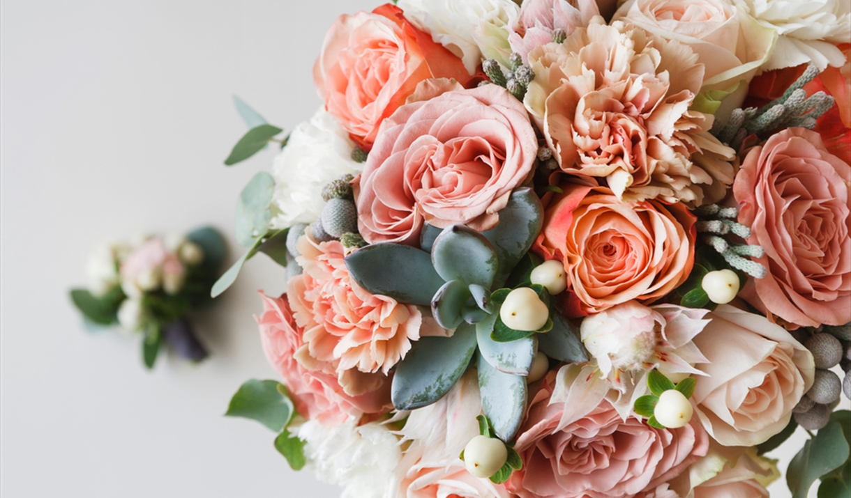 Bouquet wedding venue
