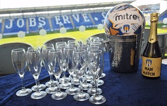 Weddings at Colchester United