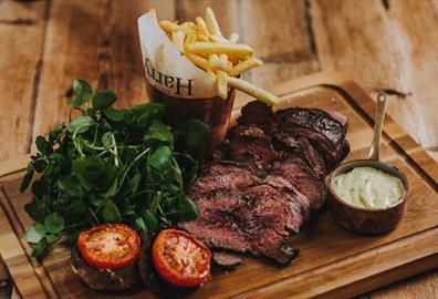 Win a Foodie Break in Exeter