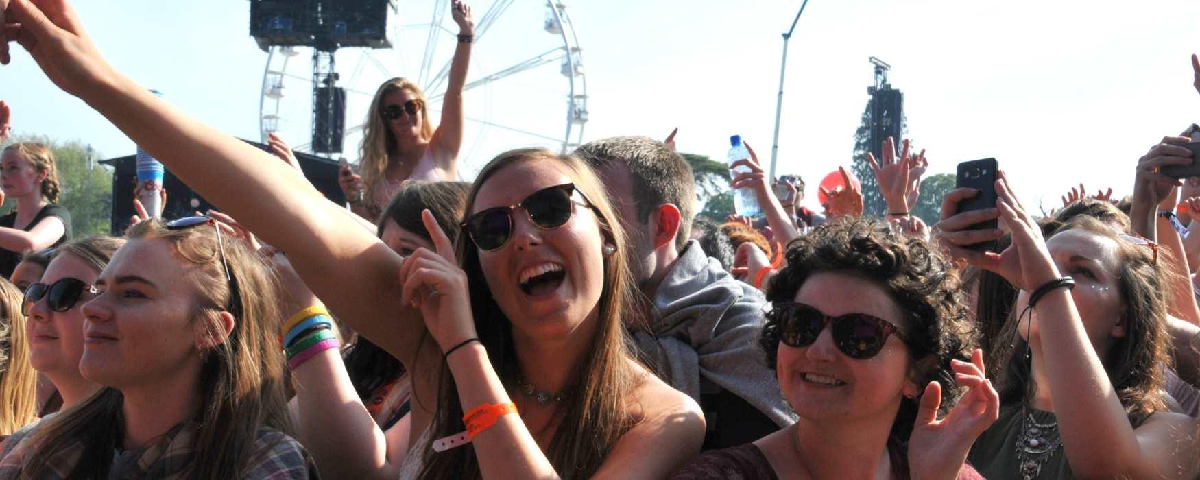 Radio 1's Big Weekend 2016 in Exeter