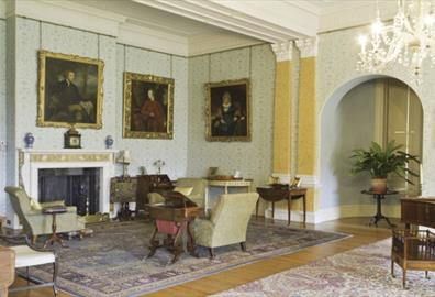 Explore Indoors in Exeter: Visiting Killerton House