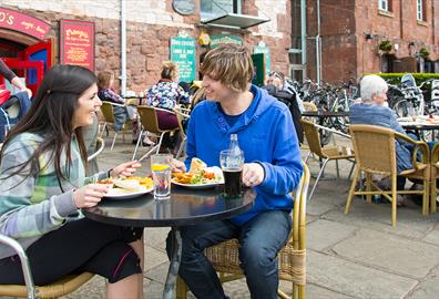 Cafes & Tearooms in Exeter