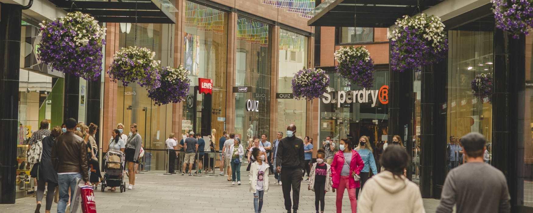 Princesshay Shopping centre