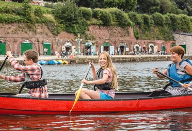 Escape the Everyday: Set Yourself a New Year Challenge in Exeter Itinerary