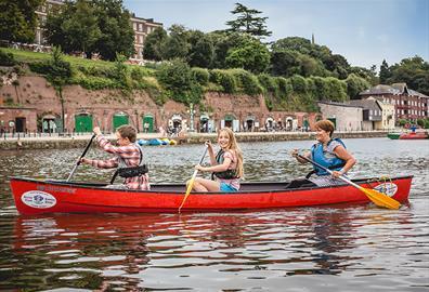 Activities in Exeter