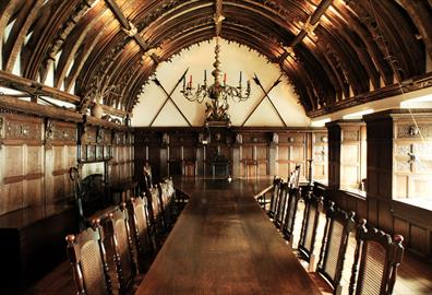 Explore Indoors in Exeter: Tours at Tuckers Hall