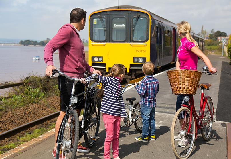 Car Free Days Out in Exeter