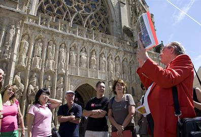 Tours & Sightseeing in Exeter