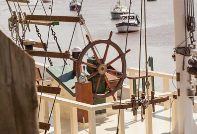 A Day Out in Topsham for History Lovers