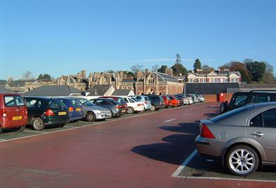 Car Parking in Exeter