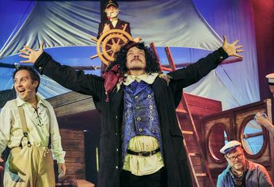 Treasure Island at Exeter Northcott